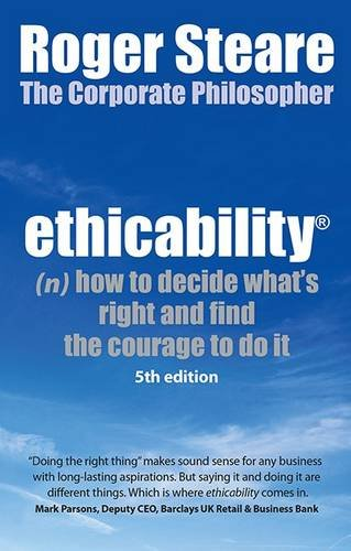 Ethicability book